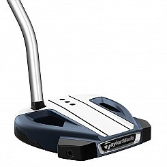 TaylorMade Spider EX - SINGLE BEND - Navy/White